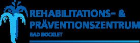 Reha- und Präventionszentrum Bad Bocklet Logo