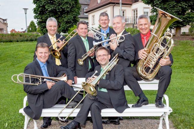 Blechbläser-Konzert Foto