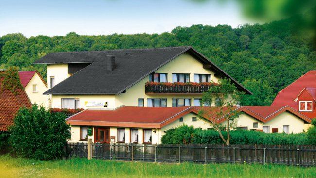 Saaletal Pension und Ferienwohnungen Foto