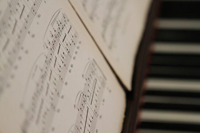 Für den Abend nur die Musik Foto
